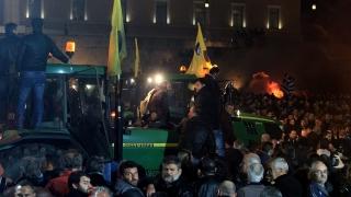 Гръцките фермери с двудневен ултиматум към правителството