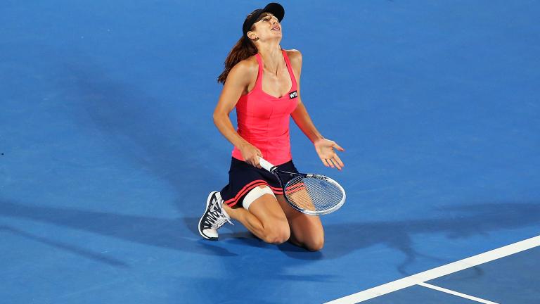 Цветана Пиронкова отстъпи с цели седем места в ранглистата