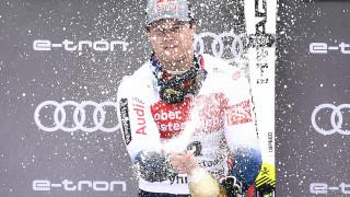 Алекси Пинтуро спечели гигантския слалом в Хинтерщодер, Алберт Попов завърши на 50-то място