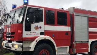 Огнеборци спасиха мъж, докато спи по време на пожар в Русе