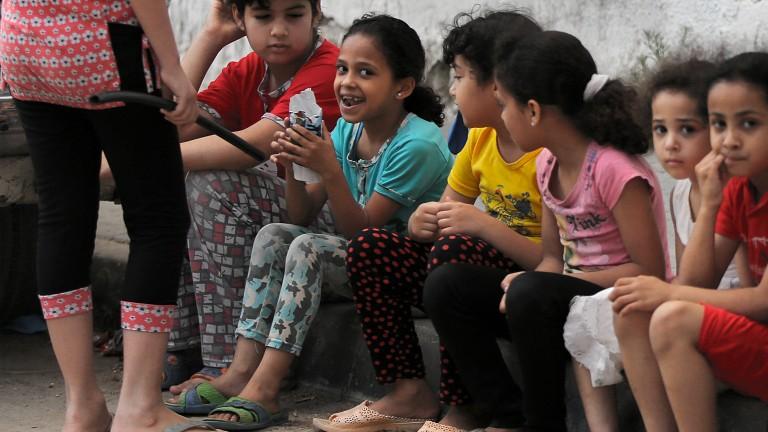 Рекордните 65,6 млн. разселени по света