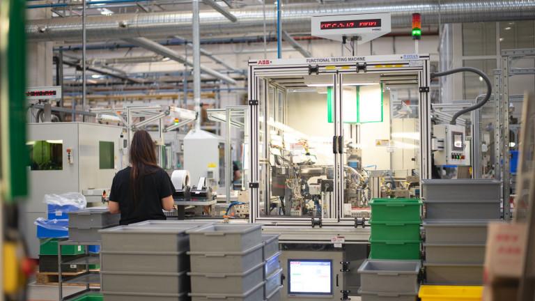 Как се променя промишлеността в България?