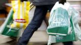 Харчовете за храна намаляват, за дома, здраве и транспорт скачат