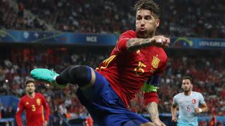 Рамос: Радвам се, че в националния отбор има и футболисти от Валенсия и Виляреал