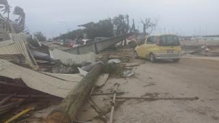 Тропически циклон опустоши тихоокеанските острови Тонга