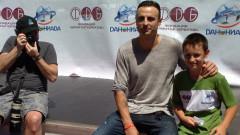 Бербатов облича екипа на Берое заради благотворителност