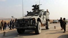 Иракските сили временно спират настъплението към Мосул