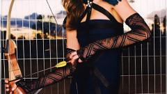 Ана Батрис Барос за Elle