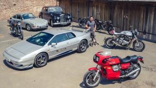 Защо Ричард Хамънд продава част от автомобилите си