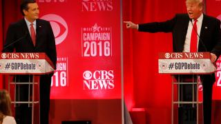 Тед Круз поведе на Доналд Тръмп