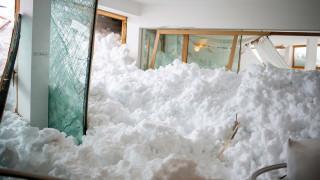 Лавини и наводнения в Австрия и Германия