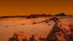 """""""Липсващата"""" вода на Марс била под повърхността"""