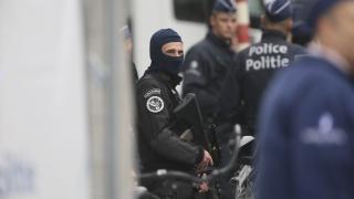 Заради въоръжен грабеж евакуираха белгийски супермаркет
