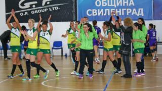 Хандбалистките на Свиленград спечелиха Купата на България