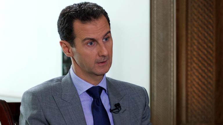 """Асад се надява на """"помирителни"""" споразумения с бунтовниците в Астана"""