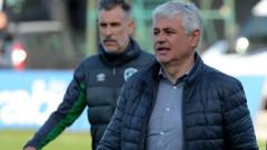 Стойчо Стоев: Нищо не се получи тази вечер, заслужена победа за Черно море