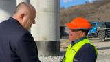 Борисов одобри действията на НСО