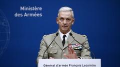 """Ръководителят на френската армия кани подкрепящите писмата за """"гражданска война"""" да напуснат"""