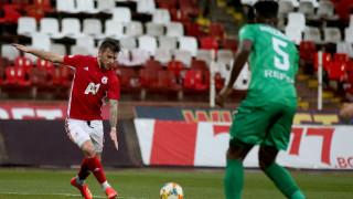 Двама от ЦСКА с впечатляващи показатели след снощния мач срещу Берое