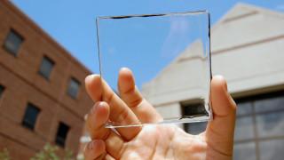 Учени създадоха прозрачни фотоволтаични стъкла