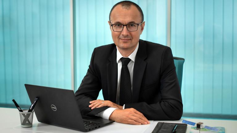 Интервю с Михай Урсой, регионален мениджър Румъния, България и Молдова