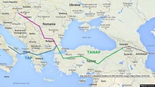 """Санкциите на САЩ срещу """"Северен поток 2"""" и """"Турски поток"""" са в сила"""