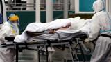 В Русия рекордните 1 106 починали от COVID-19 за 24 часа