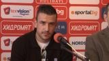 Иван Стоянов: Винаги ми е лесно срещу Левски