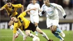 Минимален успех за НАК срещу Розенборг
