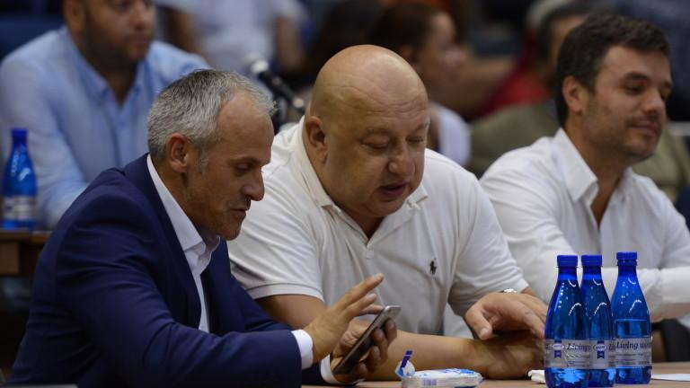 """Mинистър Kралев ще участва в дебат """"Спорт, а не насилие в училищата"""""""