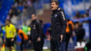 Леганес уволни своя старши-треньор