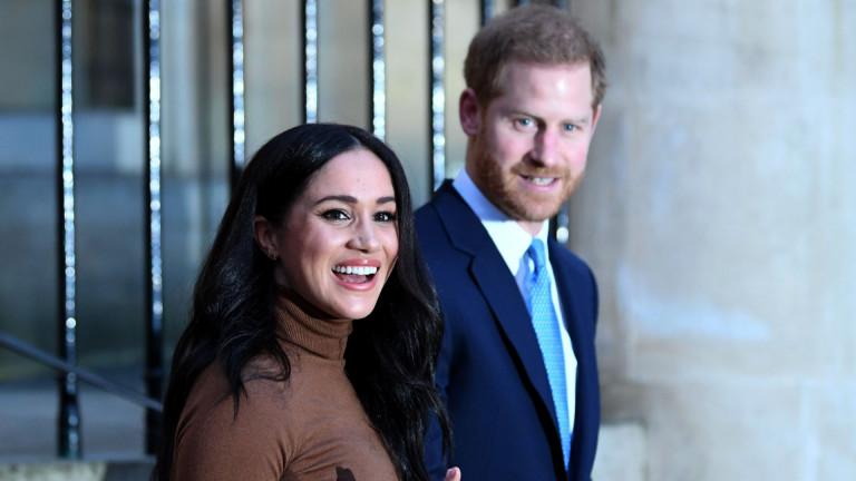 Животът на Хари и Меган извън кралския двор