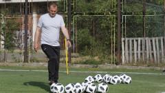 Загорчич обеща: Ще имаме достатъчно юноши в мъжкия отбор