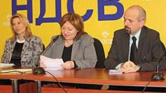 НДСВ не планира сътрудничество за изборите