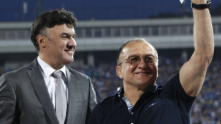 Симеон Щерев се завръща в България