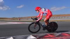 "Крис Фрум пред историческа победа в ""Джирото"""