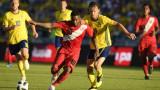 Швеция и Перу не излъчиха победител в контрола