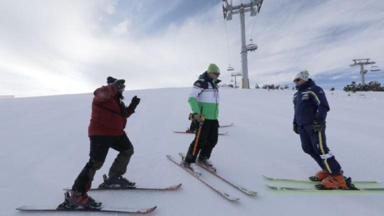 Затварят ски зоната в Банско