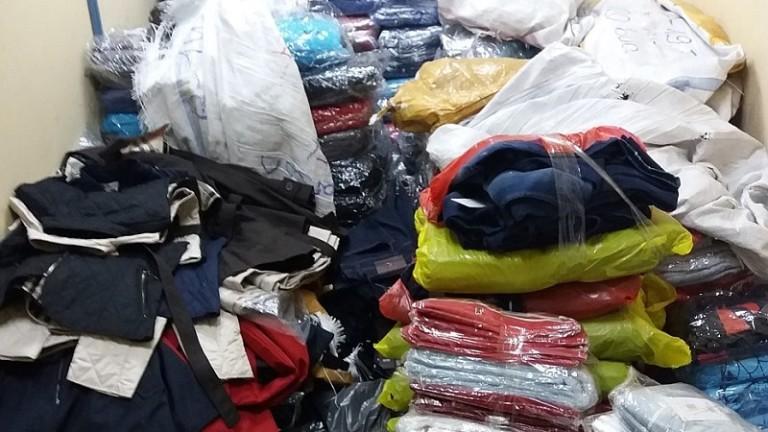 Митничари задържаха близо 10 000 стоки менте на МП
