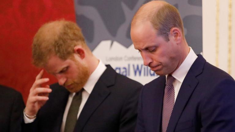 Тежките думи на Уилям към Хари