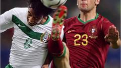 Елдер Пощига под въпрос за мача с Полша