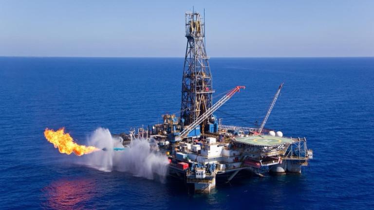 Стойността на откритите запаси на природен газ край Кипър може