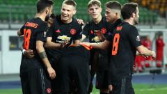 Манчестър Юнайтед изтегли кредит за трансфери