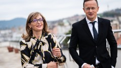 Захариева убеждава в Унгария за ползите от диферсификацията ни