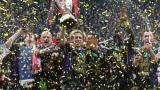 Андерлехт вдигна 31-ва титла на Белгия