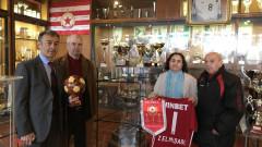 Музеят на ЦСКА вече може да се гледа виртуално