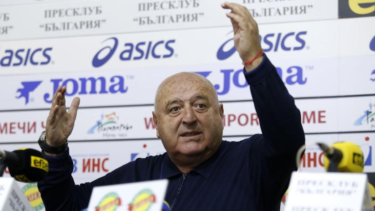"""Венци Стефанов бесен, Левски не иска да гостува в """"Овча купел"""""""