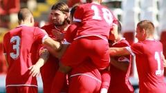 Товиров: Можехме да вкараме 5 гола на ЦСКА