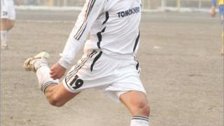 Борносузов: Мечтал съм да играя в Левски
