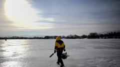 Мраз скова Балканите
